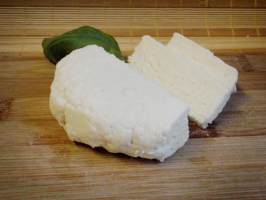 Firm Goat Cheese
